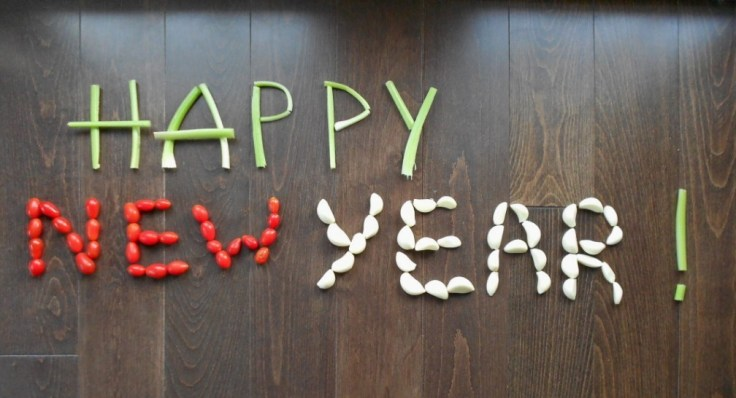 HappyNewYear2012_02_VegetableSticks