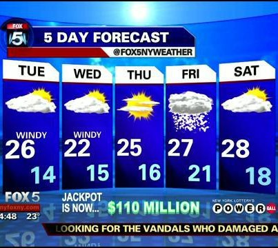 freezing forecast