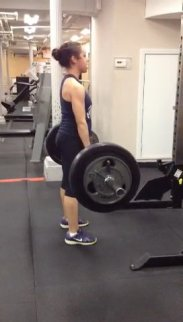 Maribel- 195x2 Deadlift 5-17-13