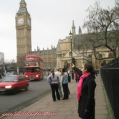 My first of many trips to London 2004
