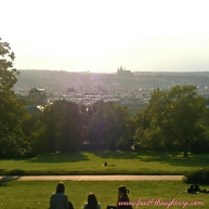 A perfect day in the park, Prague 2009
