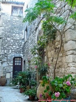 Picturesque Saint Paul de Vence, France 2009