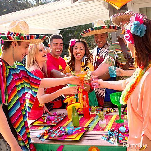 Salud! courtesy PartyCity.com