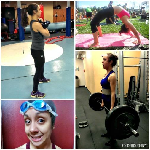 Vega Sport collage